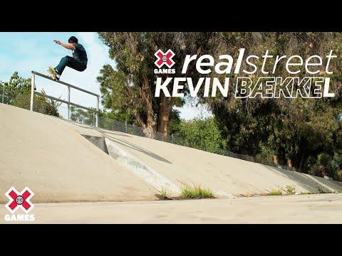 Kevin Bækkel: REAL STREET 2020 | World of X Games