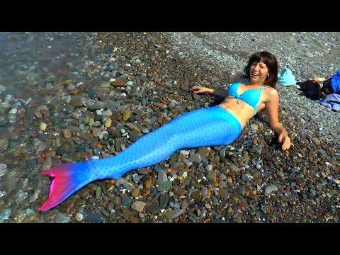 Как стать русалкой в Аквапарке? ЧЕСТНО!