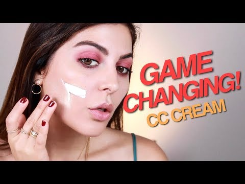 MAGIC COLOR CHANGING MAKEUP   GAME CHANGING CC CREAM    Sona Gasparian