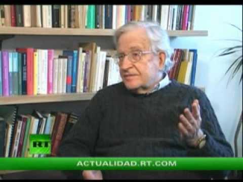 Entrevista con Noam Chomsky