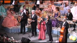 Andre Rieu I'll never find another you by The Seekers 2011