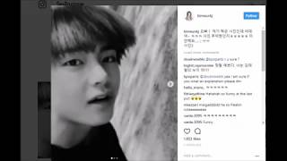 Video Kim Taehyung sister recently uploaded TaeTae picture on her SNS download MP3, 3GP, MP4, WEBM, AVI, FLV April 2018