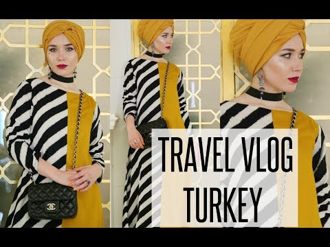 TRAVEL VLOG ft Hubbee | TURKEY WITH HALALBOOKING | NABIILABEE