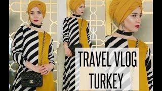 TRAVEL VLOG ft Hubbee | TURKEY WITH HALALBOOKING | NABIILABEE