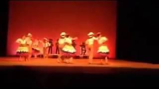 BALLET FOLKLORICO HERENCIA MEXICANA. El legado de un guerrero.MIX
