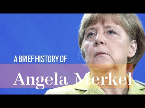 Thumbnail: Angela Merkel's Life & Career, Explained in 3 Minutes