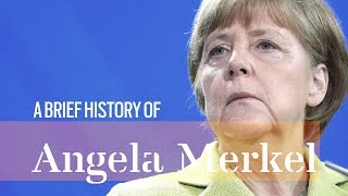 Angela Merkel's Life & Career, Explained in 3 Minutes