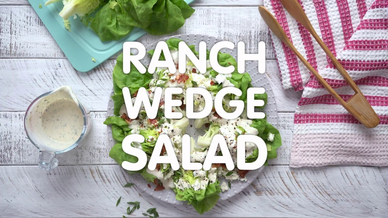 Simple Ranch Wedge Recipe