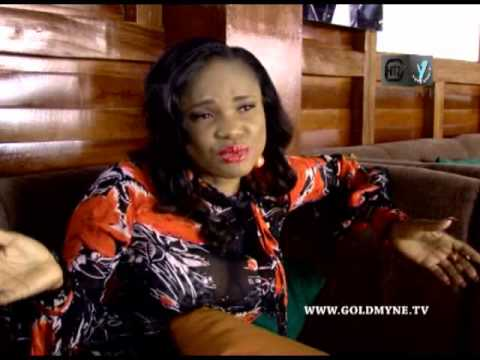 Actress Iyabo Ojo - I have a drive to become what i am today