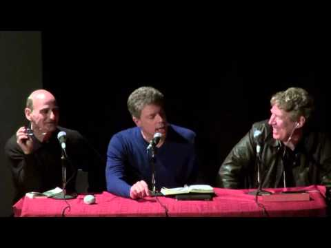 Augmented Reality - Stelarc, Mark Pesce, James Newton-Thomas - Singularity Summit Australia 2012