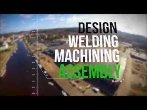 Take the Virtual UFAB Tour - Design, Welding, Machining & Assembly
