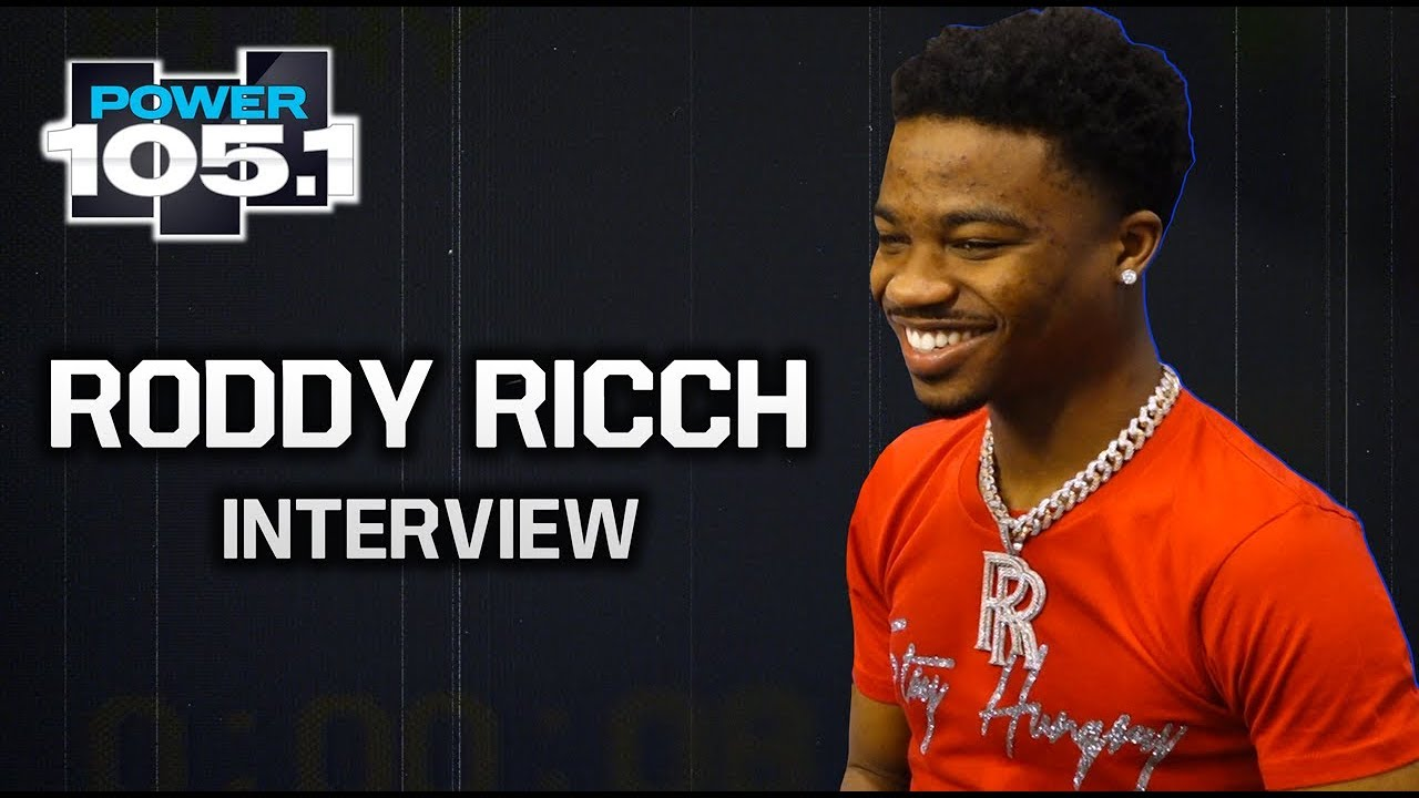 Roddy Ricch Talks Nipsey Hussle Inspiration, Working With Post Malone + Making Music In Jail