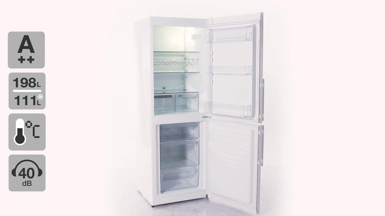 Vellidte Electrolux EN3201MOW køle-fryseskab - YouTube QH-54