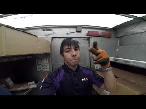 Day In The Life Of A FedEx Ground Driver