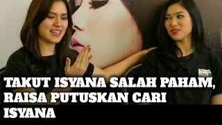 all about raisa x isyana raisyana