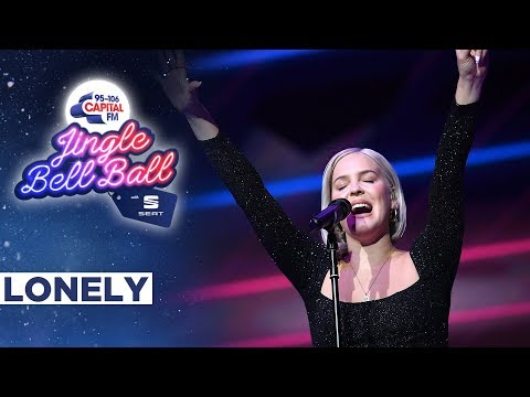 Anne-Marie - Lonely (Live at Capital's Jingle Bell Ball 2019)   Capital
