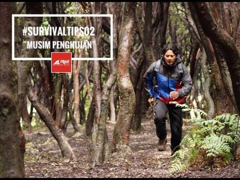 SURVIVAL TIPS 02 - Musim Penghujan