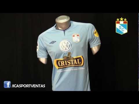 UMBRO Camiseta SPORTING CRISTAL 2012