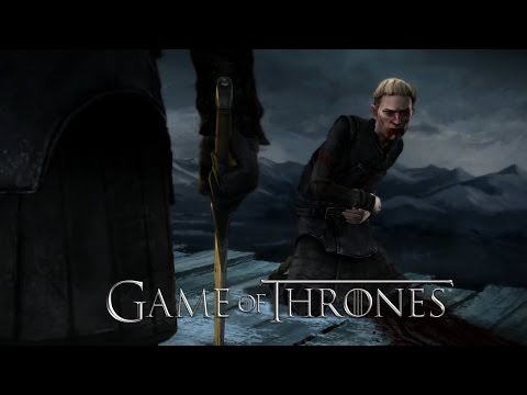 Game Of Thrones Telltale Game - Episode 3 Garred Makes Britt Suffer (HD)