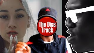 He Roasted A 14 Year Old? | Deji - Danielle Bregoli (Diss Track) | Reaction