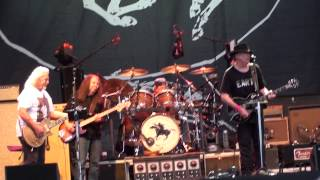 Neil Young & Crazy Horse - Barstool Blues (mönchengladbach 2014)