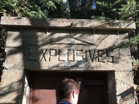 Exploring Abandoned Mine In Utah