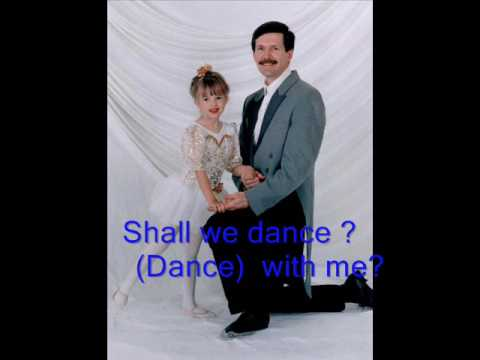 A cute song : Dancing with my Daddy