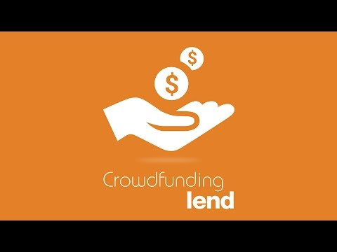 "Working tutorial of Agriya's P2P lending software, ""Crowdfunding Lend"""