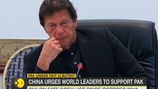 China Urges World Leaders To Support Pak | WION | World News | Live News