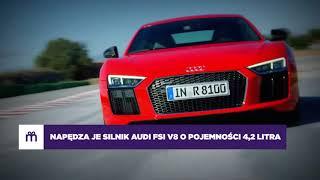Jazda Audi R8 V8 jako pasażer – Tor Bednary video