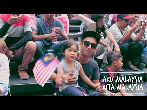 AKU MALAYSIA, SATU MALAYSIA  by Izhar Ishak, Sharon Richard, TulangKata