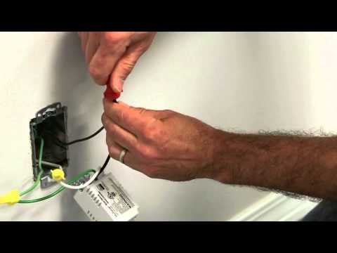 NuTone NWO15Z Smart Home Wall Outlet Installation Video