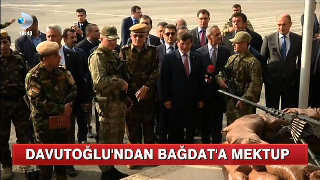 Türkiye - Irak askeri gerilim