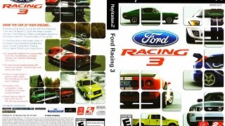 Тест стрим. Ford Racing 3 с Кириллом. Угар в старой игре