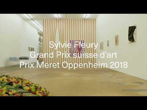 Sylvie Fleury –Grand Prix suisse d'art / Prix Meret Oppenheim 2018 – Trailer FR-EN