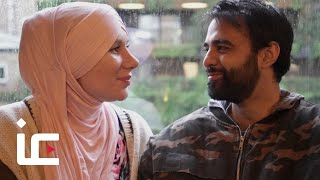 Meet the Muslim couple who FOUND LOVE in lockdown on dating app | Islam Channel