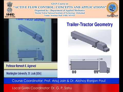 (Day 5, Session 2) Active Flow Control: Concepts and Applications