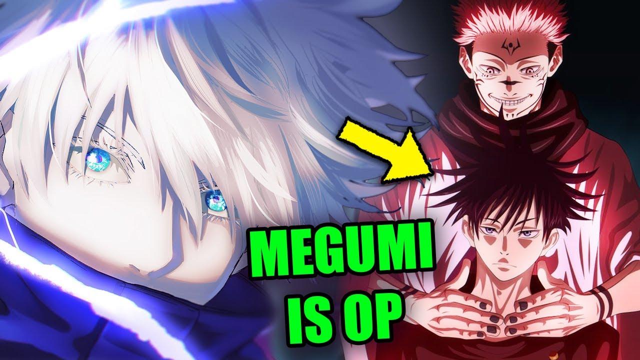 Megumi S Potential To Surpass Satoru Gojo Why Sukuna Interested In Megumi Fushiguro Pt2 Explained Youtube