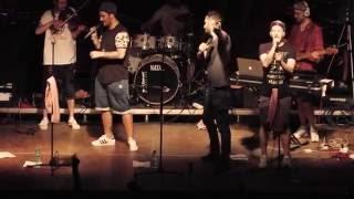 Punnany Massif: Élvezd – Kolozsvári koncert, Nyitott Kapuk az Unitáriusoknál