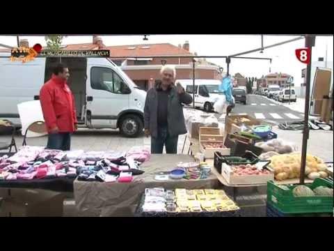 """""""A Pie de Calle"""" EL MERCADILLO DE PALENCIA"""