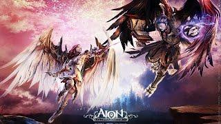 Обзор клиентской онлайн игры Aion