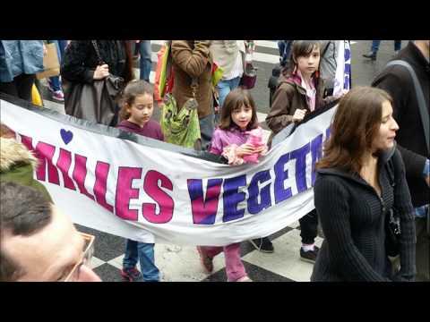 Veggie Pride – Paris 10 mai 2014