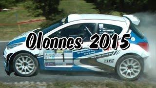 Vid�o Rallye des Olonnes 2015 par CentreOuestRallye (750 vues)