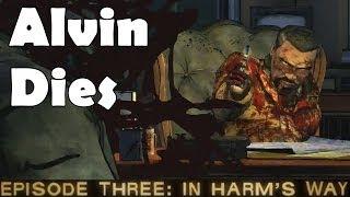 Alvin Dies Gets Killed - The Walking Dead Season 2 Episode 3 In Harms Way
