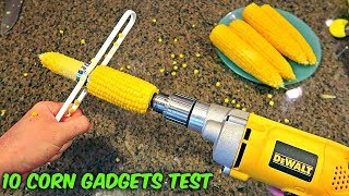 10 Corn Gadgets Test