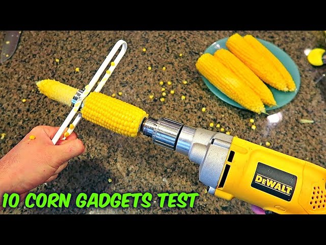Corn Gadgets Test