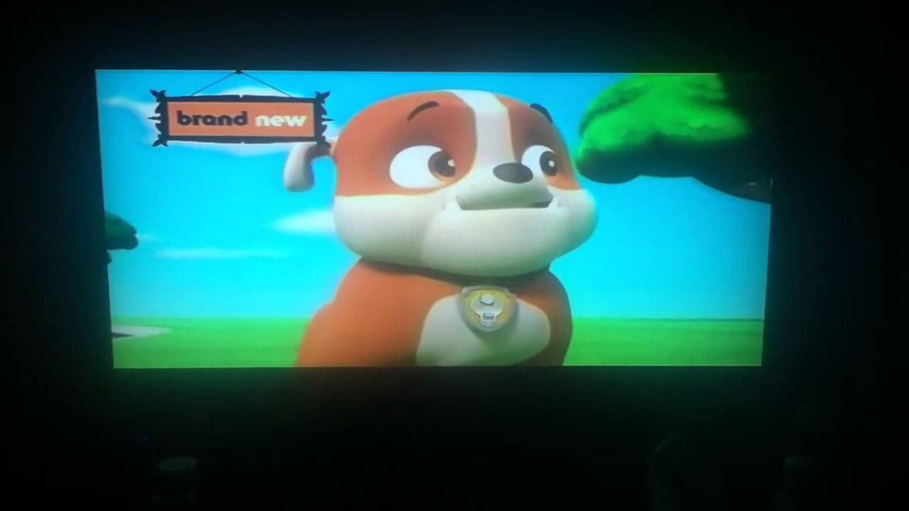 paw patrol pups save a ghost promo youtube