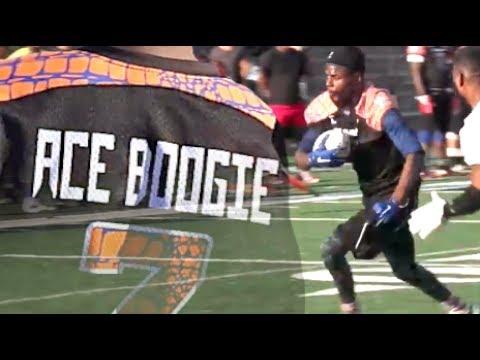 John 'Ace Boogie' Gause Jr. - Baltimore Gators   No Pads - No Helmets - All CRAZY - 🔥🔥 A7FL