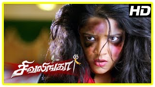 Shivalinga Movie Scenes | Raghava Lawrence starts inquiring about Ritika | Urvashi | Vadivelu