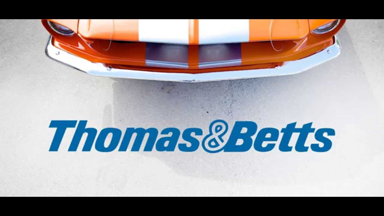 OCTOBER SUPERCHARGED SALE Thomas & Betts Part 1 - YouTube
